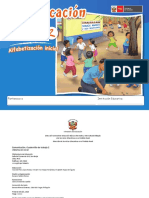 Comunicación Cuadernillo de Trabajo 2. Alfabetización Inicial