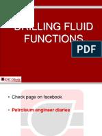 Drilling Fluids Functions 1