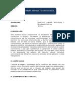 Publicacion 1 Derecho Laboral Individual y Seguridad Social 2015