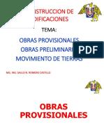 Semana 04. OBRAS PRELIMINARES - OBRAS PROVISIONALES - MOVIMIENTO DE TIERRAS.pdf