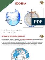 Sesion 2 Proyecciones Cartograficas