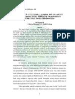 """Analisis Pengaruh Intellectual Capital Dan Islamicity Performance Index Terhadap Profitability Perbankan Syariah Indonesia""."