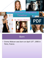 PPT Emma Watson English Basic