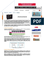 Revista Electroindustria - Aplicación de Control de Carga Por Baja Frecuencia (ANSI 81L)