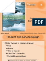 Chapter 4 and 4s Product Design and Reliability
