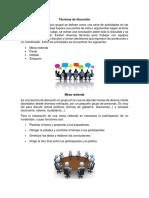 Técnicas de discusión.docx
