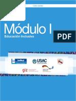 MODULO 1 Educación Inclusiva