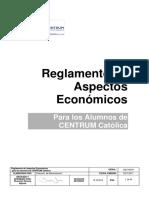 278 D201V6278 Reglamento de Aspectos Economicos Para Los Alumnos de CENTRUM Catolica[1]