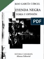La Leyenda Negra. Historia y Opinión - Ricardo García Cárcel (V3).pdf