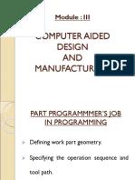CAD 3rd Module