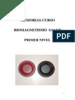 Texto básico de Biomagnetismo