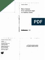 Mellafe Rolando - Breve historia de la esclavitud negra en América Latina.pdf