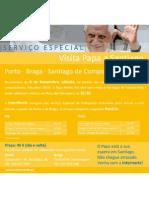 Anúncio Serviço Especial Internorte v3