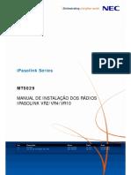 MT0029 - MANUAL DE INSTALAÇÃO DOS RÁDIOS iPASOLINK VR ED. 1.1.pdf