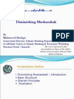 Diminishing Musharakah Presentation 02-06-08