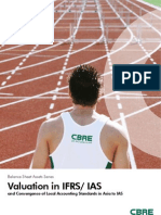 Valuation in Ifrs