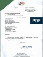Jollibee Case IPO
