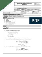 Informe Modelo Brushless Alcoser