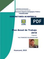 Plan SecretariaAcademica FVP 2019.docx