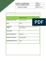 Propuesta de Modelación de La Unidad de Información Centro de Memoria de Rovira