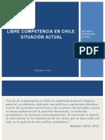 LIBRE CP EN CHILE