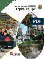 Grupo No 3 PDM 2016-2019  Pereira, capital del eje.pdf