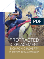 """Protracted Displacement and Chronic Poverty in Eastern Burma/Myaynmar"""
