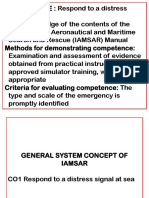 Topic 3.1 General System Concept of Iamsar