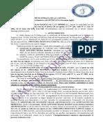 Solicitud de Aceptacion de Herencia Ab-Intestato..