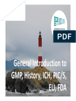 General Introduction International Laws for Pharmaceuticals