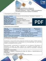 Guía de actividades y rúbrica de evaluación - Fase 3 - Definir el problema e identificar que necesita hacerse para resolver el problema.docx