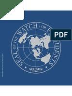 Catalog Vulcain Watches 2010