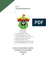 Makalah RO Klp 3 ~ Analisis Sensitivitas.docx