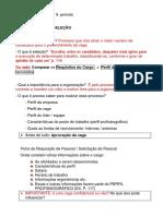 Aula 4 e 5 - Recrutamento e Seleção.docx