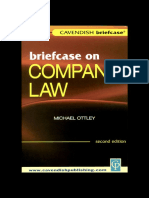 Briefcase on Company Law Briefcase Series