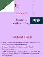 Diabetic Drug