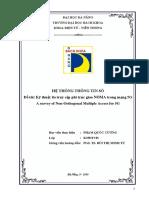 Kỹ thuật đa truy cập phi trực giao NOMA trong mạng 5G