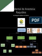 Mapa de Anestesia Raquidea