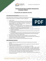 Requisitos Para La Incorporacion de Asistentes Te Cnicos (1)