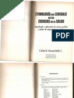 Etimología del lenguaje en las Ciencias de la Salud. C. R. Duvauchelle..pdf