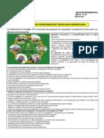 Informativo Agrario Andino 5 2011 Transferencia Tecnologica