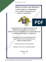 AO - N 2014 BANCES - CUMPLIMIENTO DE LAS BPD EN FARM Y BOTICAS INSPECC POR UFRREMID - PER.pdf
