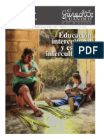 Educacion Estudios Interculturales 2019 Gunther UNIV. Vera. Art Revista