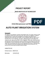 Autoplant Irrigation System