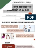 El desajuste familiar y su repercusión en el niño.pptx
