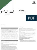 Manual Display 3d