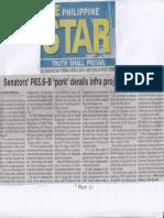 Philippine Star, Apr. 2, 2019, Senators P83.6-B pork derails infra projects - lawmakers.pdf