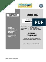 1. UTAMA - SOAL USBN PAI SMASMK KURIKULUM 2006 TAHUN 2018-2019.docx