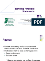 Understanding Financial Statements Revised 2012 10-7-12