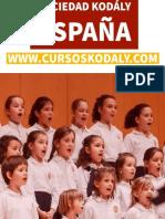 Kodály en español